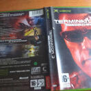 Terminator 3. Rise of the Machines. XBox. . Pal Es