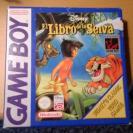 EL LIBRO DE LA SELVA NINTENDO GB GAMEBOY ORIGINAL PAL ESPAÑA