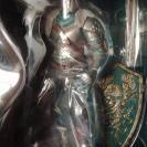 Figura Faraam Knight de Dark Souls II de Banpresto