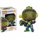 Overwatch POP! Games Vinyl Figura Lucio