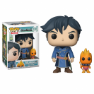 Figura Funko POP! Ni No Kuni Roland with Higgledy