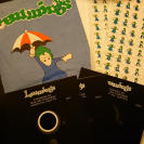 Estuche Lemmings ibm pc 5,25