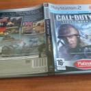 Call of Duty Finest Hour PS2 Play Station 2 Pal ESPAÑOL