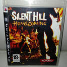 SILENT HILL HOMECOMING PAL ESPAÑA PLAYSTATION 3 PLAY PS3 KONAMI SURVIVAL HORROR TERROR HOME COMING SILENT HILL 5