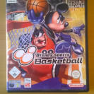 DISNEY SPORTS BASKETBALL VGC CIB NINTENDO GC GAMECUBE ALEMAN-ITALIANO MULTIDIOMA