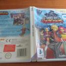Skate City Heroes Nintendo Wii PAL España COMPLETO