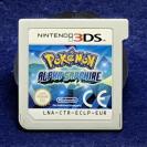Pokemon Alfa Zafiro 3DS solo cartucho PAL