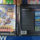 GUNSTAR HEROES  Sega Mega Drive en su caja