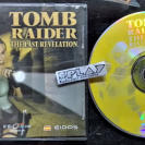 TOMB RAIDER THE LAST REVELATION OEM VERSION PC PAL ESPAÑA ENVIO CERTIFICADO/ 24H