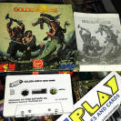 GOLDEN AXE AMSTRAD Casete VIRGIN Games SEGA MCM BUEN ESTADO ENTREGA 24 HORAS