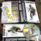 FIFA 97 SEGA Saturn PAL ESPAÑA Completo Football 3D European ELECTRONIC ARTS