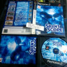 SILENT SCOPE PAL ESPAÑA COMPLETO MUY BUEN ESTADO PS2 SONY PLAYSTATION 2 KONAMI