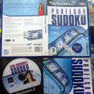 CAROL VORDERMAN'S PROFESOR SUDOKU PAL ESPAÑA SONY PS2 PLAYSTATION 2 ENVIO 24H
