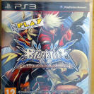 BLAZBLUE BLAZ BLUE CONTINUUM SHIFT PAL ESPAÑA NUEVO PRECINTADO PS3 PLAYSTATION 3