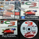C3 RACING CAR CONSTRUCTIONS CHAMPIONSHIP PAL SONY PLAYSTATION PSX PS1 PS PSONE