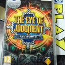 THE EYE OF JUDGMENT LEGENDS  PAL ESPAÑA NUEVO PRECINTADO PSP ENVIO CERTIFICADO