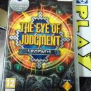 THE EYE OF JUDGMENT LEGENDS  PAL ESPAÑA NUEVO PRECINTADO PSP ENVIO CERTIFICADO