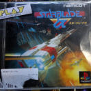 STARBLADE ALPHA STAR BLADE JAPAN IMPORT NTSC NAMCO PSX PLAYSTATION PS1 PSONE