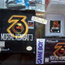 MORTAL KOMBAT 3 III EN BUEN ESTADO GAMEBOY GAME BOY GB GBC CLASSIC ENVIO 24H