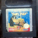 LOONEY TUNES DAFFY DUCK FOWL PLAY SOLO CARTUCHO GAMEBOY GAME BOY GBC COLOR
