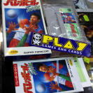 VOLLEYBALL Volley Ball TWIN SUPER NINTENDO FAMICOM COMPLETO JAP BUEN ESTADO