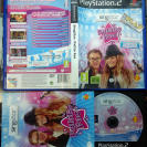 SINGSTAR PATITO FEO PAL ESPAÑA COMO NUEVO COMPLETO PS2 PLAYSTATION 2 ENVIO 24H