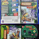 DIGIMON RUMBLE ARENA 2 II PAL ESPAÑA PS2 PLAYSTATION 2 ENVIO CERTIFICADO / 24H