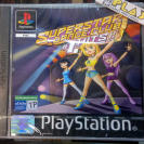 SUPERSTAR DANCE CLUB 1 HITS PAL ESPAÑA NUEVO SELLADO PSX PLAYSTATION PS1 PSONE