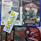EVIL DEAD A FISTFUL OF BOOMSTICK PAL ESPAÑA COMPLETO SONY PS2 PLAYSTATION 2