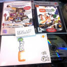 EYE TOY PLAY 2 EYETOY PAL ESPAÑA COMPLETO PS2 PLAYSTATION 2 NO INCLUYE CAMARA
