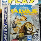SALVAJE THE WILD DISNEY PAL ESPAÑA NUEVO PRECINTADO GBA GAME BOY ADVANCE