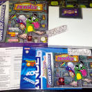 PLANET MONSTERS PAL ESPAÑA COMPLETO MUY BUEN ESTADO GAME BOY ADVANCE GAMEBOY GBA