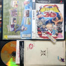 HANJUKU HERO HANJYUKU VS 3D EIYUU TAI MUY BUEN ESTADO PS2 PLAYSTATION 2 ENVIO24H