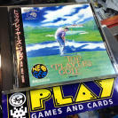 TOP PLAYER GOLF NEOGEO NEO GEO CD JAP ENTREGA AGENCIA 24 SNK DISCO COMO NUEVO