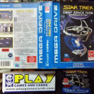 STAR TREK DEEP SPACE NINE CROSSROADS OF TIME PAL ESPAÑA MEGADRIVE MEGA DRIVE