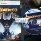 HELLGATE LONDON HELL GATE PC DVD PAL ESPAÑA SOLO MANUAL + DISCO WINDOWS GAME