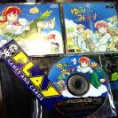 YUMIMI MIX Yumimimix SEGA MEGA CD JAP GAME ARTS JAP BUEN ESTADO ENTREGA AGENCIA