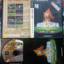 GEKIKUUKAN PRO YAKYUU BASEBALL AT THE END OF THE CENTURY 1999 PS2 PLAYSTATION 2