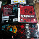 METAL GEAR SOLID THE TWIN SNAKES NINTENDO GAMECUBE PAL ESPAÑA HIDEO KOJIMA