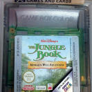 THE JUNGLE BOOK MOWGLI'S WILD ADVENTURE EL LIBRO DE LA SELVA GAME BOY COLOR GBC
