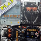 KILLZONE 2 EDICION LIMITADA STEELBOOK CAJA METALICA PAL ESPAÑA PS3 PLAYSTATION 3