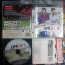 FIFA 12 PAL ESPAÑA BUEN ESTADO EA SPORT PS3 PLAYSTATION 3 ENVIO CERTIFICADO/24H