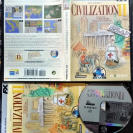 SID MEIER'S CIVILIZATION II + LA VERSION MULTIJUGADOR PC CASTELLANO PAL ESPAÑA
