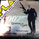 007 QUANTUM OF SOLACE JAMES BOND NINTENDO DS PAL ESPAÑA NUEVO PRECINTADO NEW