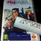 PLAY ENGLISH DESVELA EL MISTERIO PAL ESPAÑA NUEVO PRECINTADO PSP