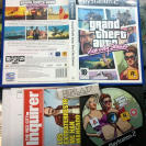 GRAND THEFT AUTO VICE CITY STORIES PAL ESPAÑA PLAYSTATION 2 PS2 ENVIO 24HORAS