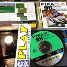 FIFA SOCCER 96 SEGA SATURN JAP ELECTRONIC ARTS ENTREGA AGENCIA/CORREOS FUTBOL