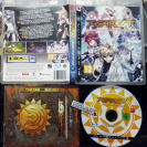 AGAREST GENERATIONS OF WAR 1 I PAL ESPAÑA COMO NUEVO COMPLETO PS3 PLAYSTATION 3