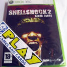SHELLSHOCK 2 BLOOD TRAILS XBOX 360 NUEVO PAL ESPAÑA ENTREGA 24 HORAS
