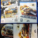 BATTLEFIELD 2 II MODERN COMBAT PAL ESPAÑA COMPLETO BUENESTADO PS2 PLAYSTATION 2